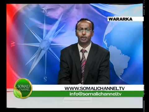 Abdullahi Hussein Maaryaa Daawo World News live fr image