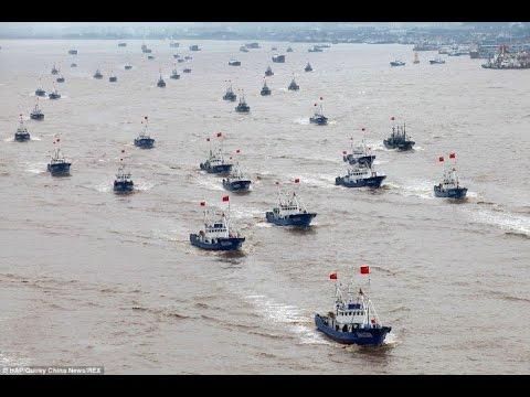 Sự Tàn ác từ Trung Quốc và lời nguyền của Biển