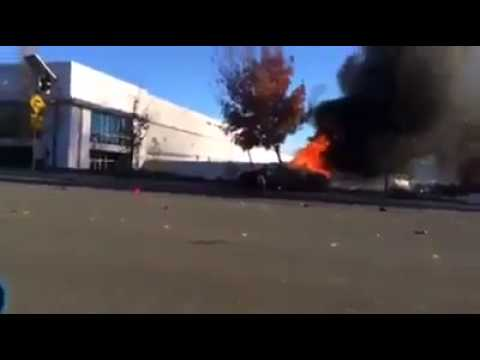 Paul Walker Died In Car Accident - Actual Witness Video