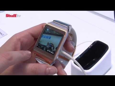 Samsung Gear - Magazine cover