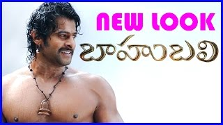 Prabhas New Look In Baahubali