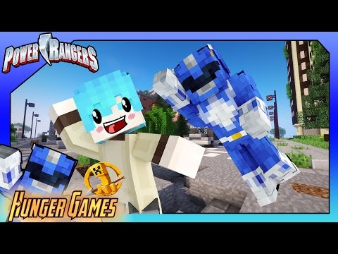 POWER RANGER ĐẠI CHIẾN  Tập 1 - (Minecraft Hunger Games ) - Oops Gumball