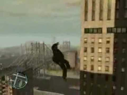 Loquendo- gta 4 Caidas, golpes y accidentes