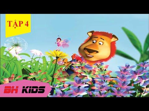 Phim Hoạt Hình 3D Hài Hước Vui Nhộn Thỏ Trắng Và Sư Tử - Tập 4 : Thí Nghiệm Thành Công