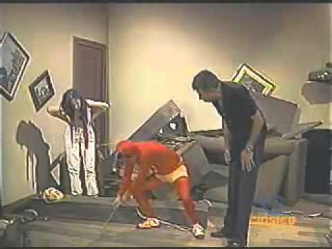 El Chapulín Colorado 1984 De los delincuentes que se fugan, el más peligroso se llama gás (2/2)