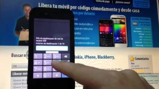 Liberar LG Optimus Sol E730 De Vodafone, Orange O Movistar