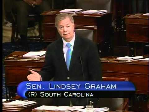 Graham Floor Speech on Preserving Right to Work States