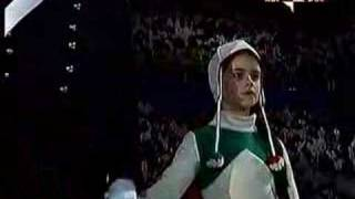 Italian Anthem Closing Ceremony Olympic Winter Games