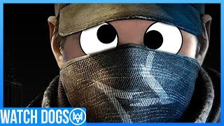 Watch Dogs FREEROAM & Funny Moments! (Watch Dogs Exclusive