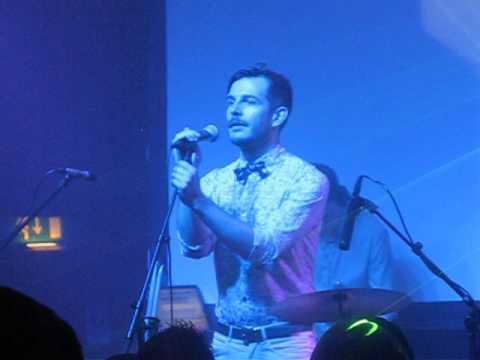 Bright Light Bright Light - I Believe - Live @ Cargo London 01/July 2014