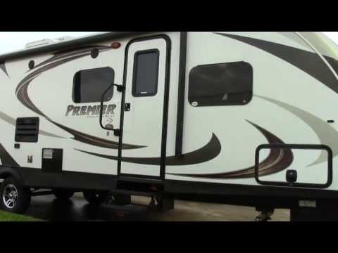 New 2014 Keystone Bullet Premier 31BH Travel Trailer
