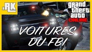 GTA 5 Online : Trouver Les Voitures Du FBI ! (FIB GTA V