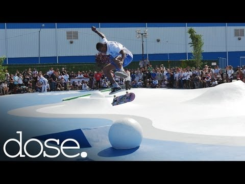 Go Skateboarding Day NYC 2014: Eric Koston, Ishod Wair and Nike SB