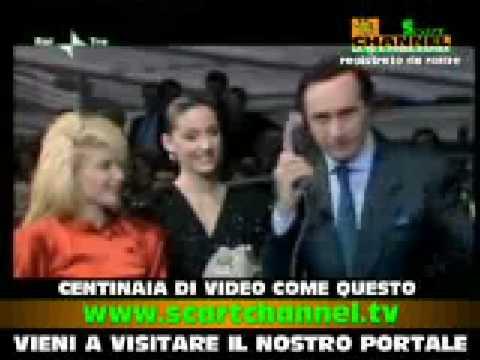 BEPPE GRILLO CACCIATO DALLA RAI 1986