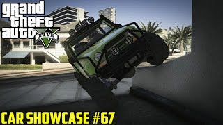 GTA V: Canis Mesa Off-Road (Merryweather Jeep) Car
