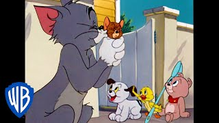 Tom & Jerry   Family Love   Classic Cartoon Compilation   WB Kids