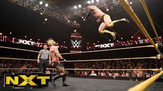 Hideo Itami vs. Lince Dorado: WWE NXT, Sept. 28, 2016