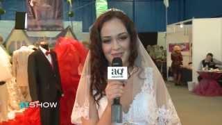 AISHOW: Tendințe la rochii de mireasă 2013