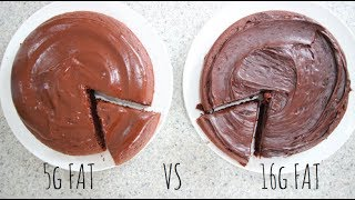EAT THIS NOT THAT // Healthy food swaps for weightloss