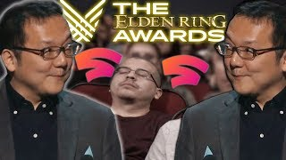 I Waited 3 Hours For An Elden Ring Trailer - The Game Awards 2019 Funny Moments