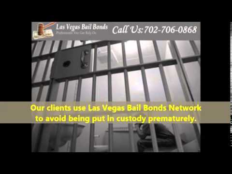 Las Vegas bail bonds | 702-706-0868