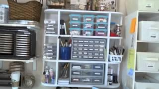 Craftroom Organization Part 1