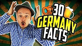 30 Interesting FACTS About GERMANY 🍺 Get Germanized