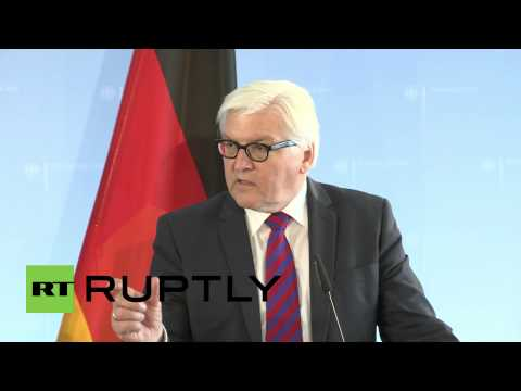 "Germany: Ukraine a ""political dead end"" - Steinmeier"