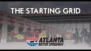 The Starting Grid: Atlanta. Гонки Наскар. Смотреть видео Nascar