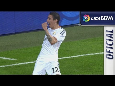 Highlights Real Madrid (4-0) UD Almeria - HD