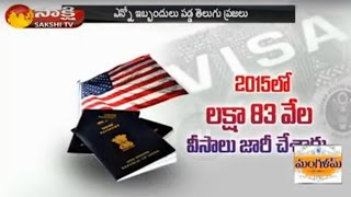 Hyderabad US Consulate  Behind Facts  - Special Focus