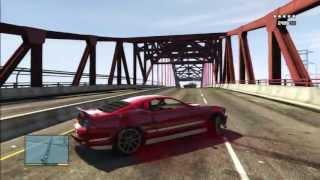 GTA 5 MUSTANG SHELBY GTA 500