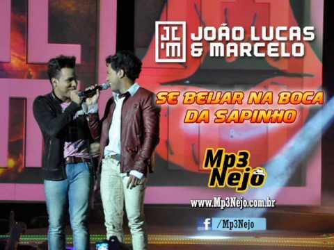 João Lucas e Marcelo - Se Beijar na Boca da Sapinho (Lançamento TOP Sertanejo 2013 - Oficial)