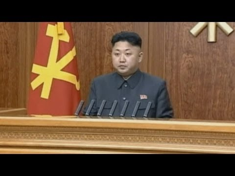 North Korean leader Kim Jong-un references executed uncle in New Year speech