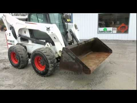 2011 BOBCAT S850 For Sale
