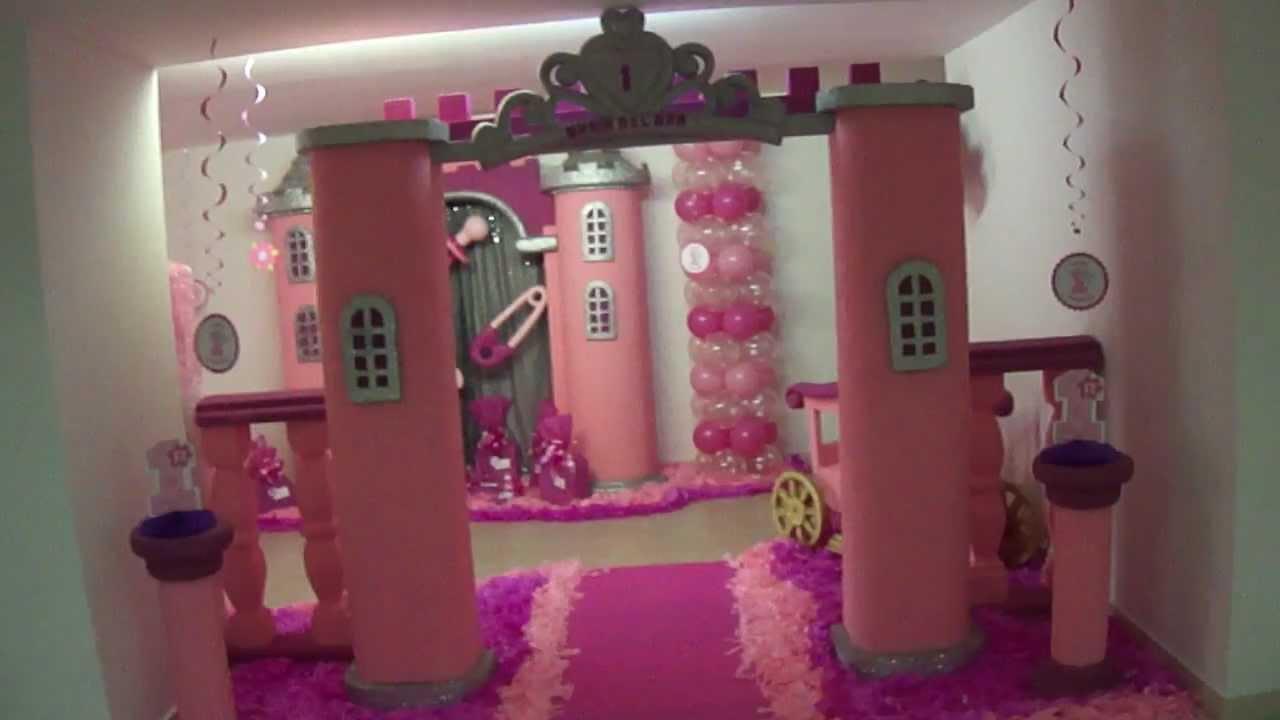 fiesta de la princesa sofia (4to cumpleaños de Mariana