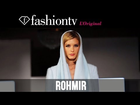 Rohmir Fall/Winter 2014-15 | London Fashion Week LFW | FashionTV