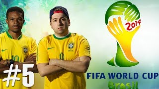 FIFA World Cup 2014 Semi Finals Vs Germany Ep.5