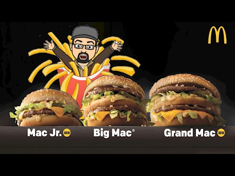 Is the McDonald's Grand Mac Worth it - Playing With Your Food