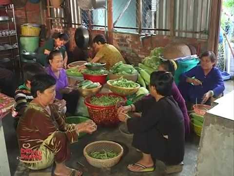 Tập 50 - Bếp Yêu Thương 2013 - Bếp ăn từ thiện Bệnh viện đa khoa Huyện Phụng Hiệp, Hậu Giang