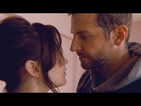 Silver Linings Playbook Trailer Starring Bradley Cooper & Jennifer Lawrence [HD 1080]