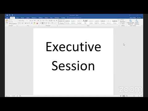 Plattsburgh Finance / CDO Committee Meeting  2-11-21