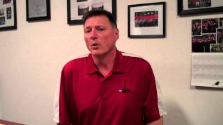 Interview w/SJU Head Golf Coach Bob Alpers - 2014 NCAA Championship