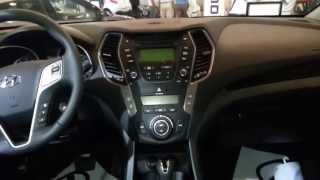 Interior Nueva Hyundai SantaFe 2014 Precio Caracteristicas