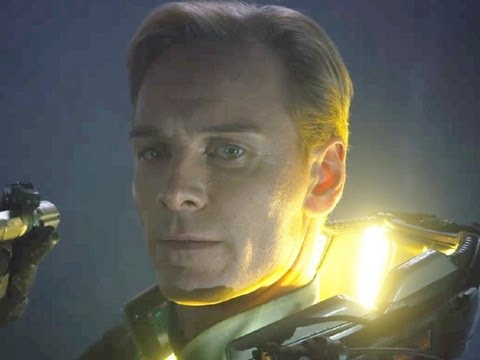 Prometheus Theatrical Trailer Official 2012 [1080 HD] - Michael Fassbender