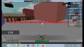 Speed Hacker At Murder Mystery Roblox
