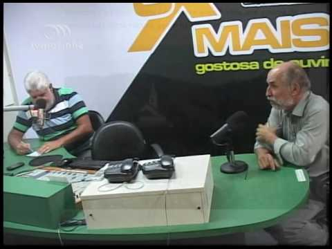 Canal 100 Entrevista Isaque de