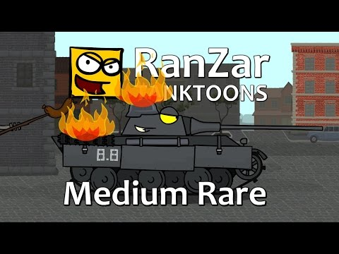 Tanktoon - Medium rare