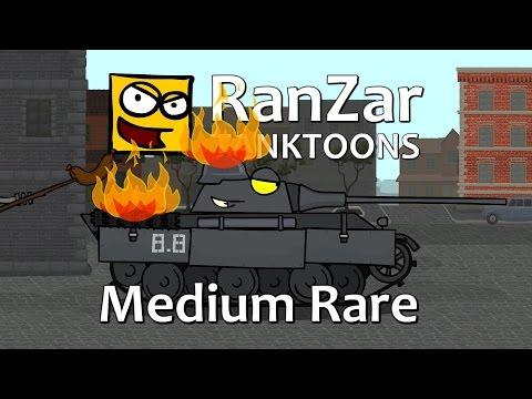 Tanktoon - Medium rare