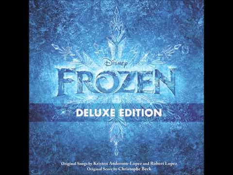 1. For the First Time in Forever (Demo) - Frozen (OST)